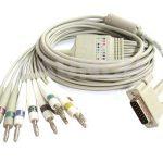 Cable ECG 10 vías Philips-Hewlett Packard