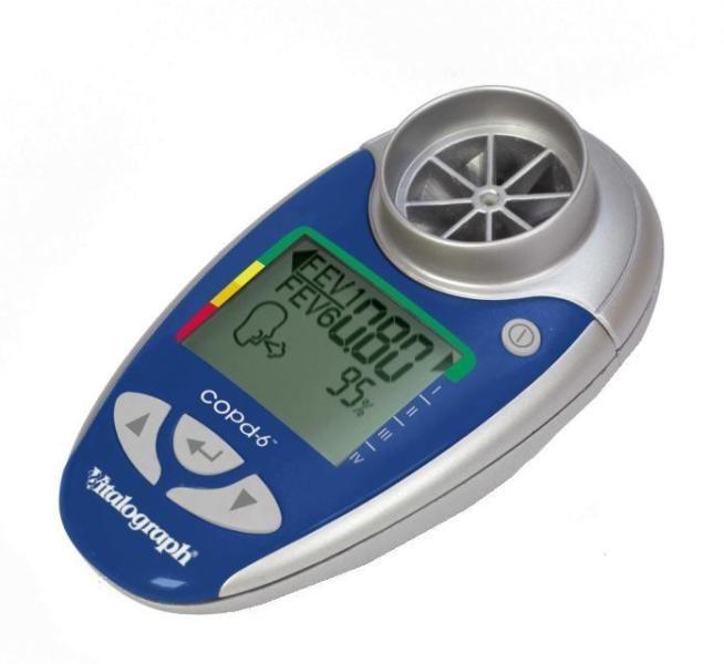 Mikrospirometria