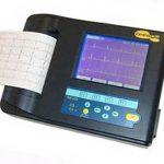 Electrocardiógrafo CardioSwift K36LCD B/N