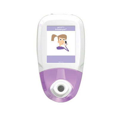 Sus múltiples prestaciones y su rango de medición (de 0 a 150ppm de CO) permiten la evaluación del CO en pacientes embarazadas mostrando a la vez el nivel de carboxihemoglobina maternal y fetal.